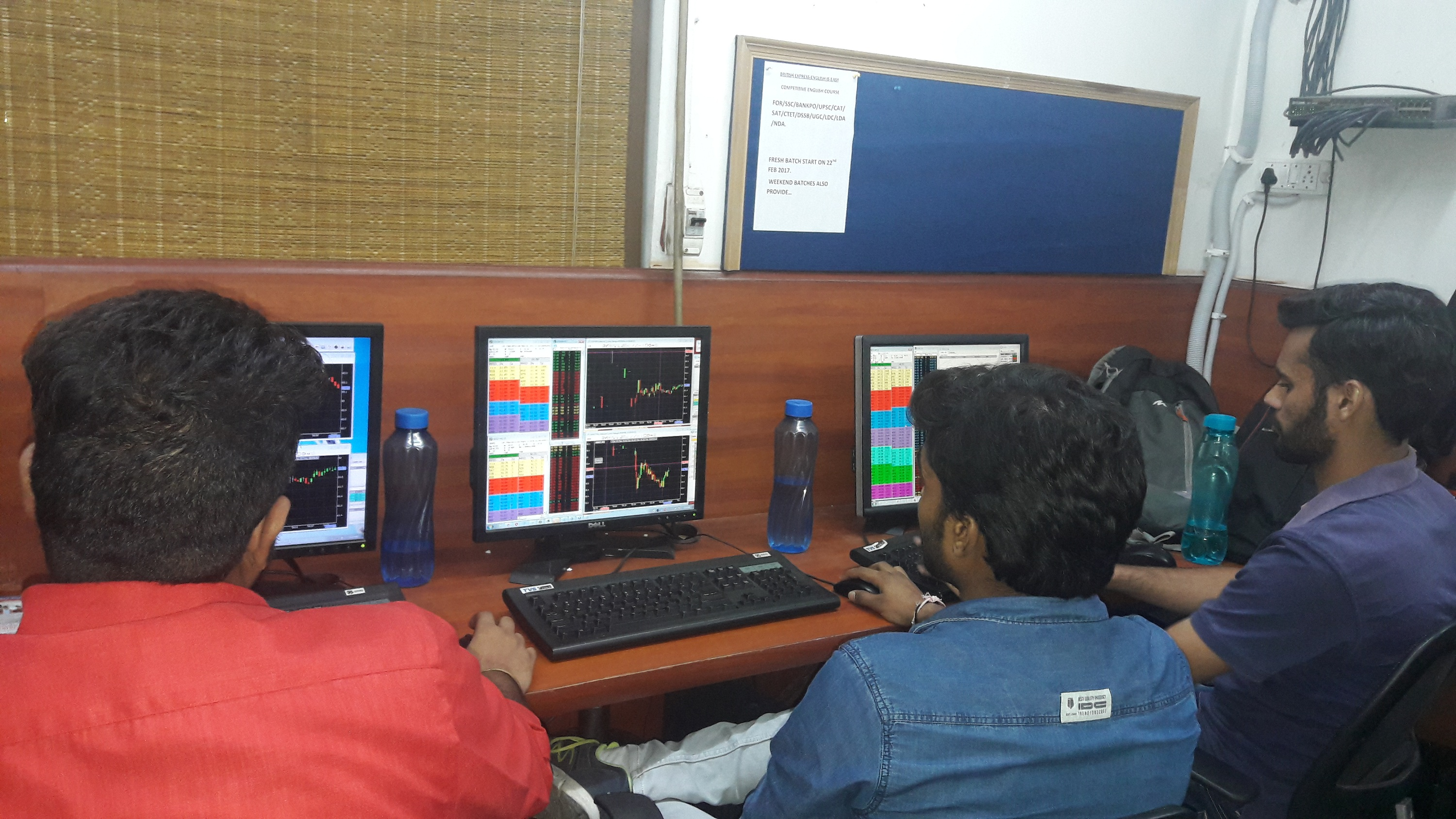 Choosing From India's Best Stock Brokers